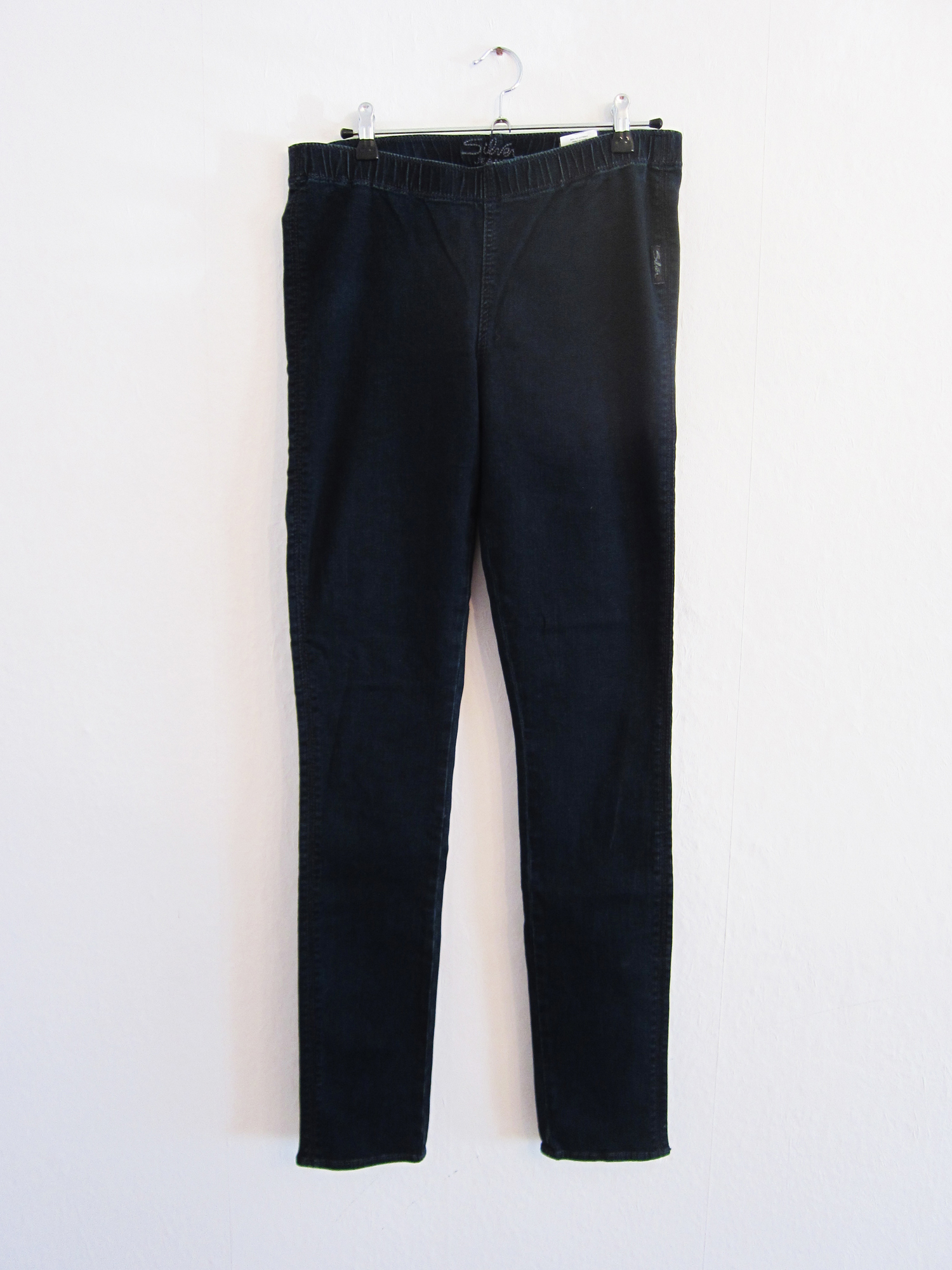 silver jeans damen hose pixie leggings super skinny stretch indigo gr m he140. Black Bedroom Furniture Sets. Home Design Ideas