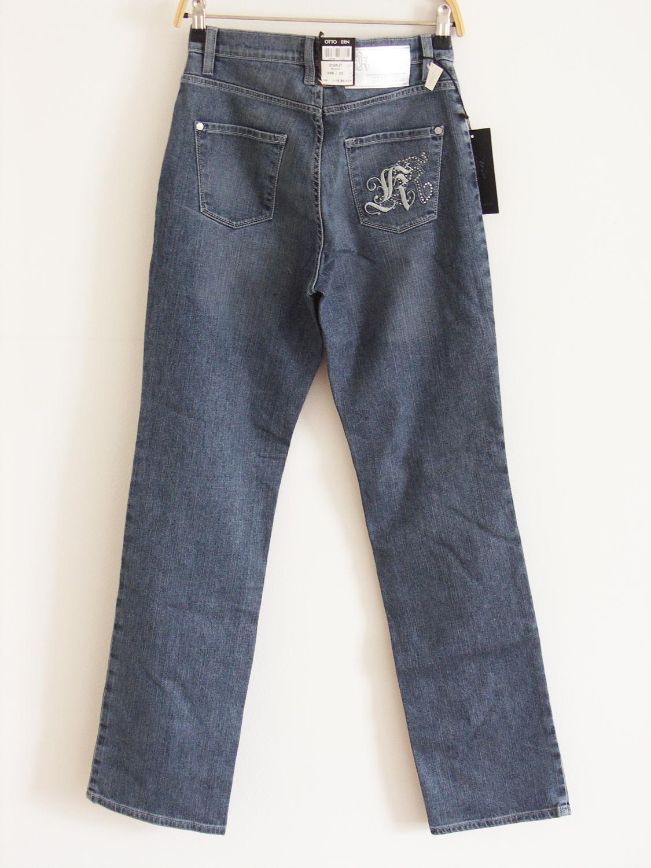 original otto kern damen jeans scarlet stretch hose. Black Bedroom Furniture Sets. Home Design Ideas