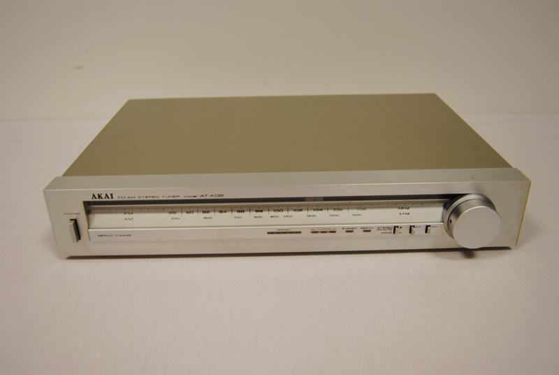 Akai-AT-K02-AT-K02-Vintage-FM-AM-Tuner-Servo-Tuning-RARITAT
