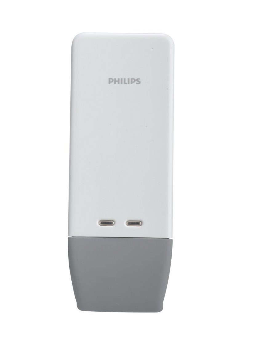 philips externer zusatz akku powerbank f r iphone 3 iphone. Black Bedroom Furniture Sets. Home Design Ideas
