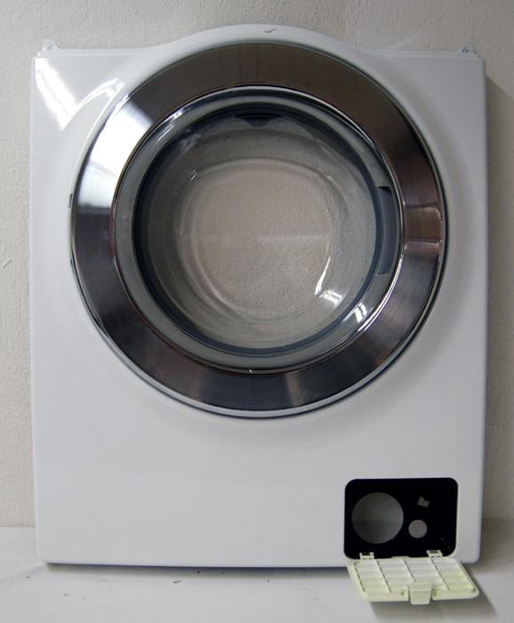 waschmaschinent r mit verkleidung f r samsung waschmaschine wf7802xec xag wm5 ebay. Black Bedroom Furniture Sets. Home Design Ideas